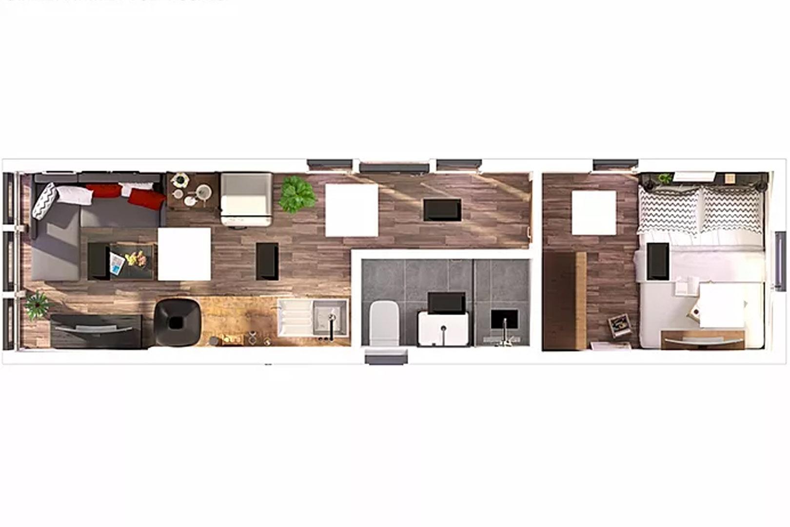 Tiny house midi 1